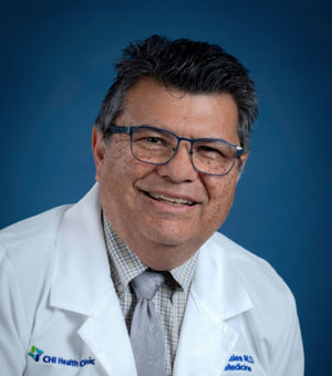 David V. Gonzales, MD