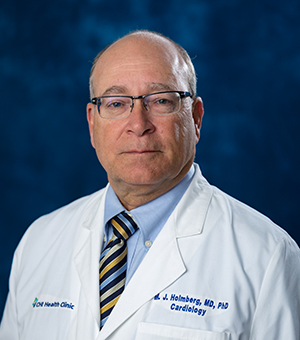 Mark J. Holmberg, MD, PhD