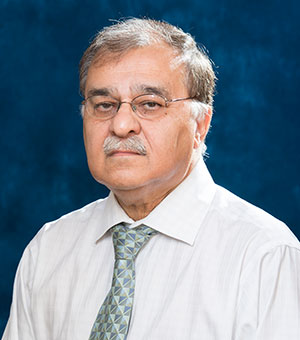 Manzoor M. Khan, MS, PhD